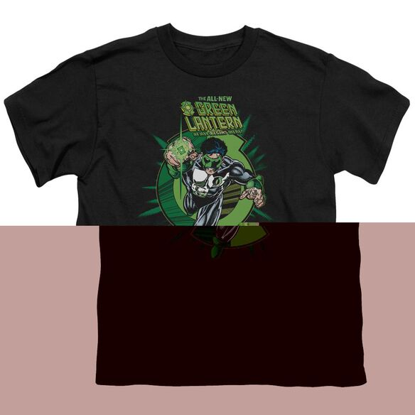 Green Lantern Rayner Cover Short Sleeve Youth T-Shirt