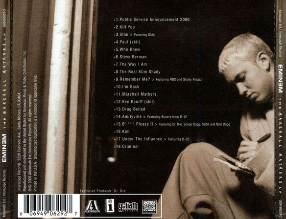 Marshall Mathers Lp