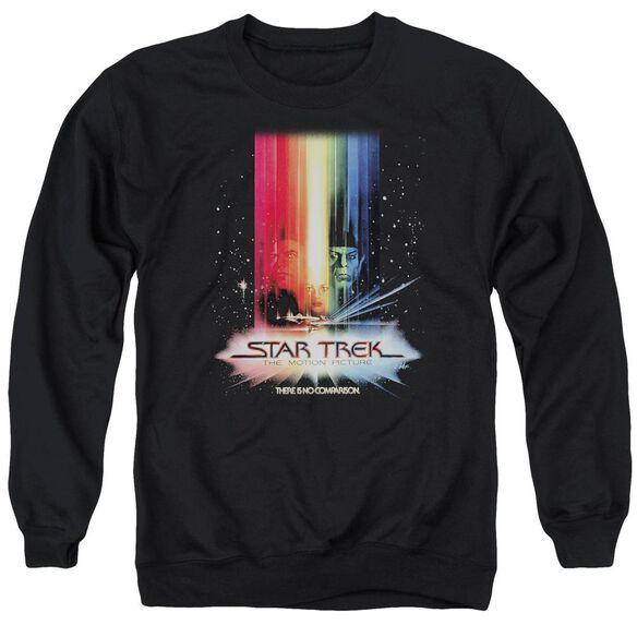 Star Trek Motion Picture Poster Adult Crewneck Sweatshirt