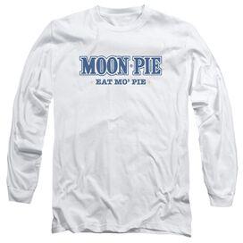 Moon Pie Mo Pie Long Sleeve Adult T-Shirt