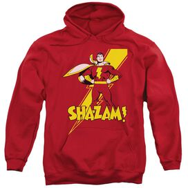 Dc Shazam! Adult Pull Over Hoodie