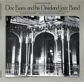 Doc Evans - Doc Evans and His Dixieland Jazz Band