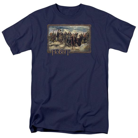 The Hobbit Hobbit & Company Short Sleeve Adult T-Shirt