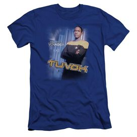 Star Trek Tuvok-premuim Canvas Adult Slim Fit