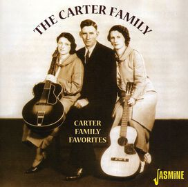 The Carter Family - Carter Family Favorites