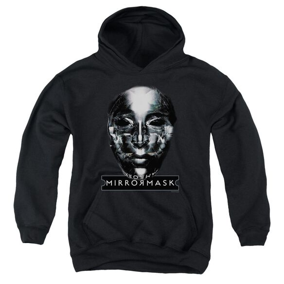 Mirrormask Mask Youth Pull Over Hoodie