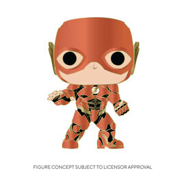 Funko Pop! Pin: DC Comics- Flash