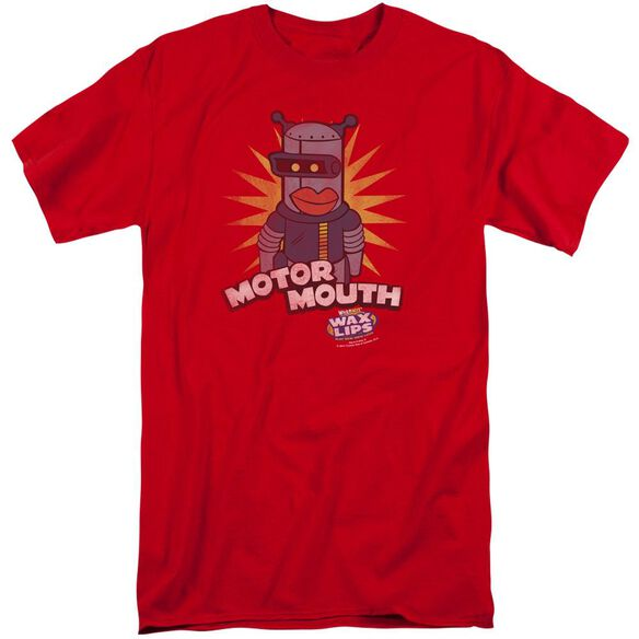 Dubble Bubble Motor Mouth Short Sleeve Adult Tall T-Shirt