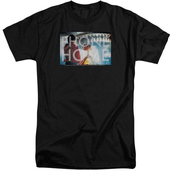 Et Knockout Short Sleeve Adult Tall T-Shirt