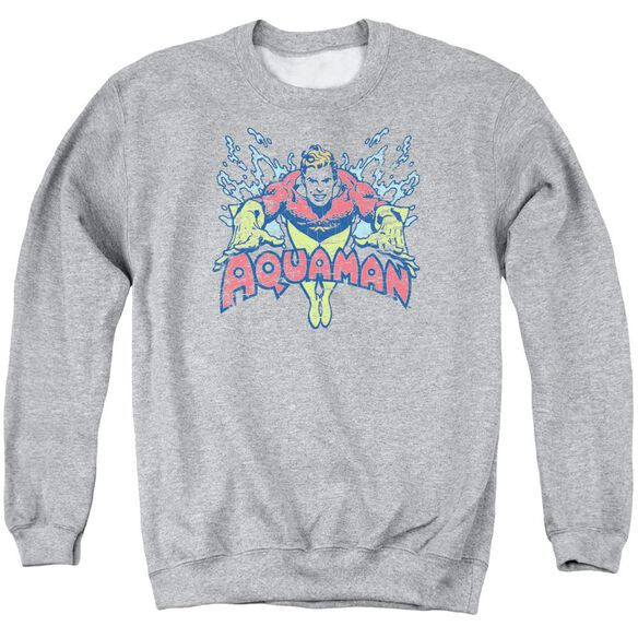 Dc Splish Splash Adult Crewneck Sweatshirt Athletic