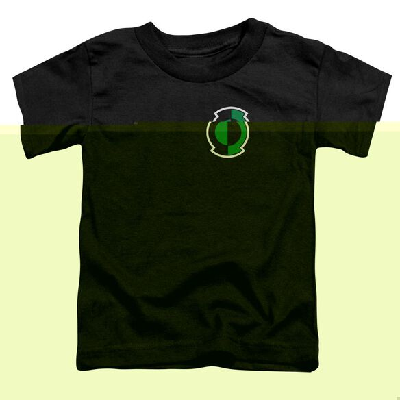 Green Lantern Kyle Logo Short Sleeve Toddler Tee Black Md T-Shirt