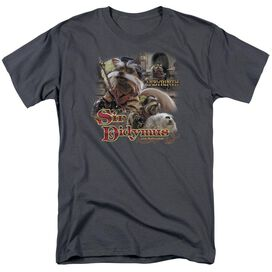 Labyrinth Sir Didymus Short Sleeve Adult T-Shirt