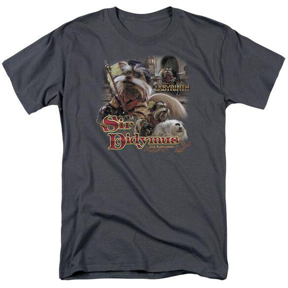 Labyrinth Sir Didymus Short Sleeve Adult T-Shirt