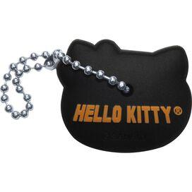 Hello Kitty Mustache Shades Key Cap Keychain