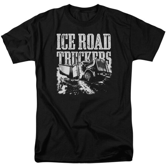 Ice Road Truckers Break The Ice Short Sleeve Adult T-Shirt