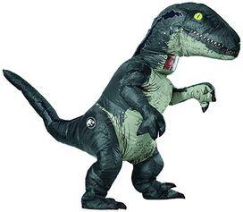 Jurassic World - Velociraptor Adult Inflatable Costume