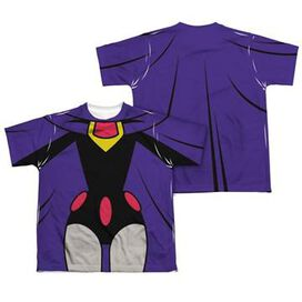 Teen Titans Go Raven Suit FB Dye Sub Youth T-Shirt