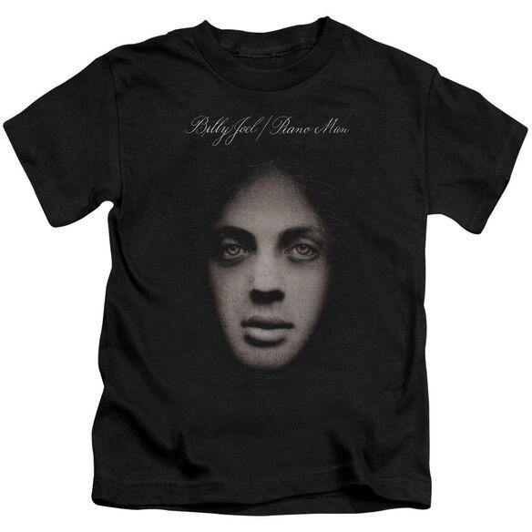 Billy Joel Piano Man Cover Short Sleeve Juvenile T-Shirt