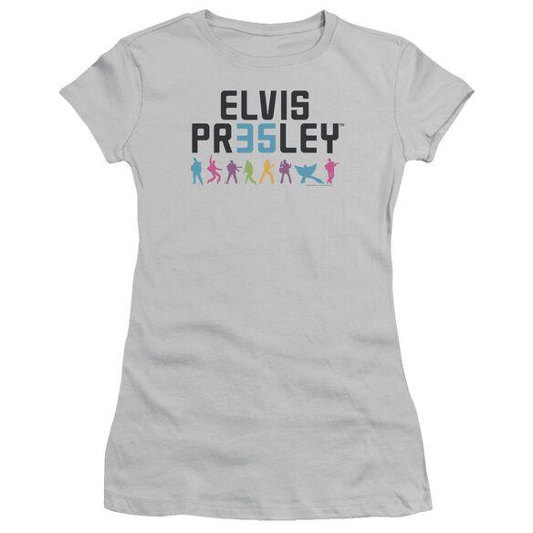 Elvis 35 Short Sleeve Junior Sheer T-Shirt