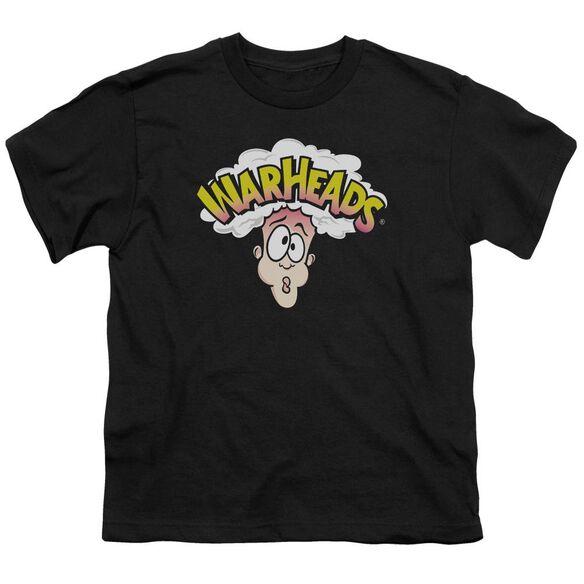 Warheads Logo Short Sleeve Youth T-Shirt