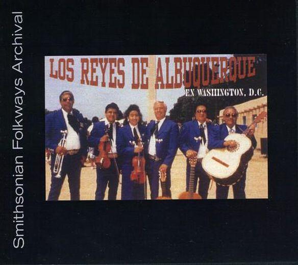 Los Reyes De Albuquerque En Washington, Dc 1992
