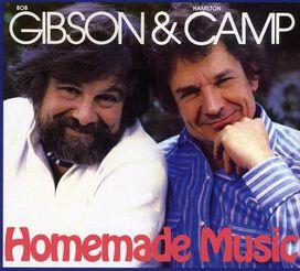 Bob Gibson - Homemade Music