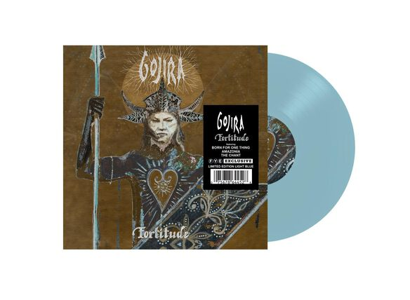 Gojira - Fortitude (Exclusive Blue Vinyl)