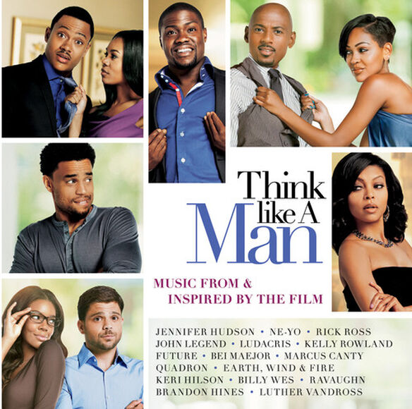 Various Artists - Think Like a Man (Music From & Inspired by the Film)