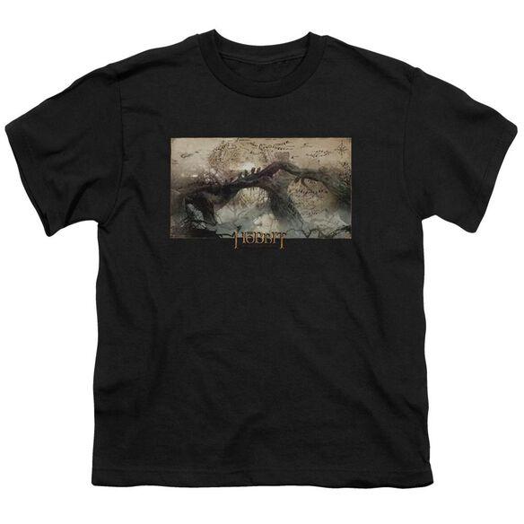Hobbit Epic Journey Short Sleeve Youth T-Shirt