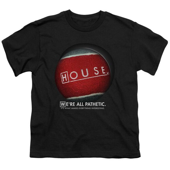 House The Ball Short Sleeve Youth T-Shirt