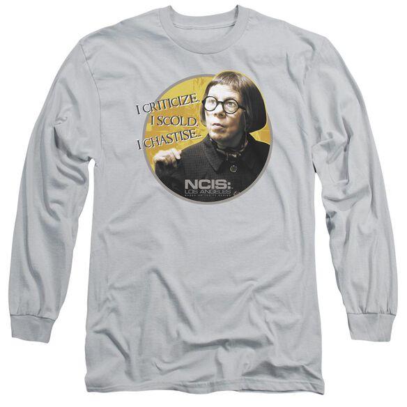 Ncis:La Hetty Long Sleeve Adult T-Shirt