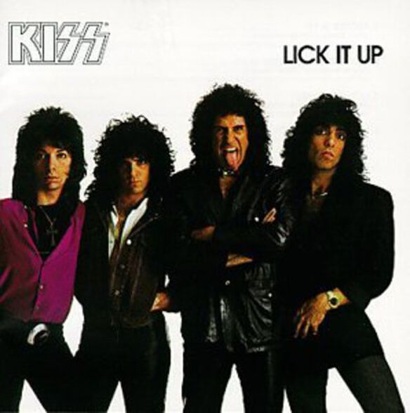 Kiss - Lick It Up (remastered)