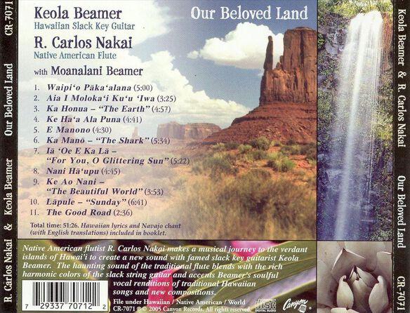 Our Beloved Land 0705