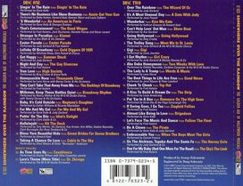 Various Artists - Somewhere Over the Rainbow: The Golden Age of Hollywood Musicals
