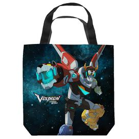 Voltron Defender Of The Universe Tote