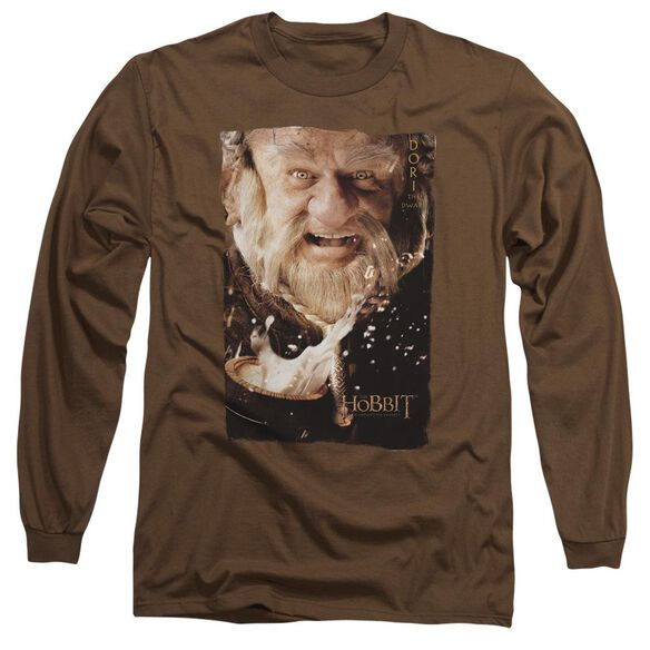 The Hobbit Dori Long Sleeve Adult T-Shirt