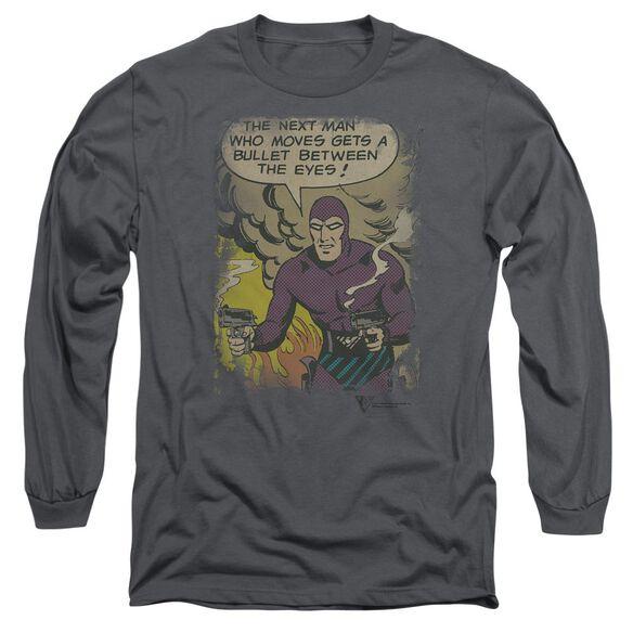 Phantom Blunt Long Sleeve Adult T-Shirt