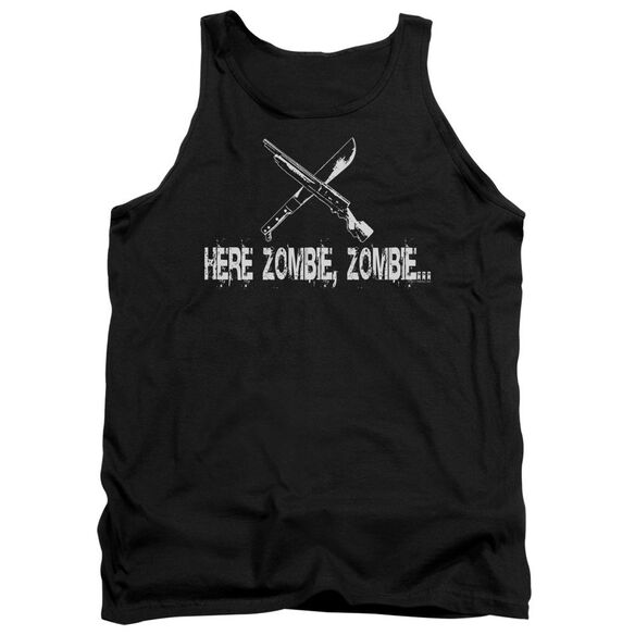 Here Zombie Zombie Adult Tank
