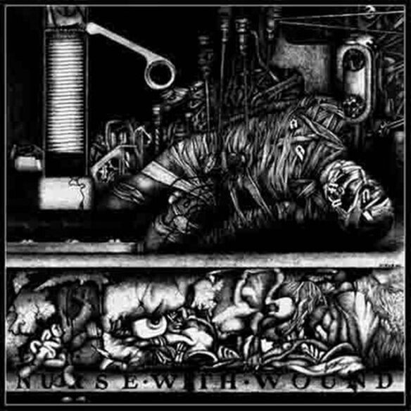 Nurse with Wound - To The Quiet Men From A Tiny Girl
