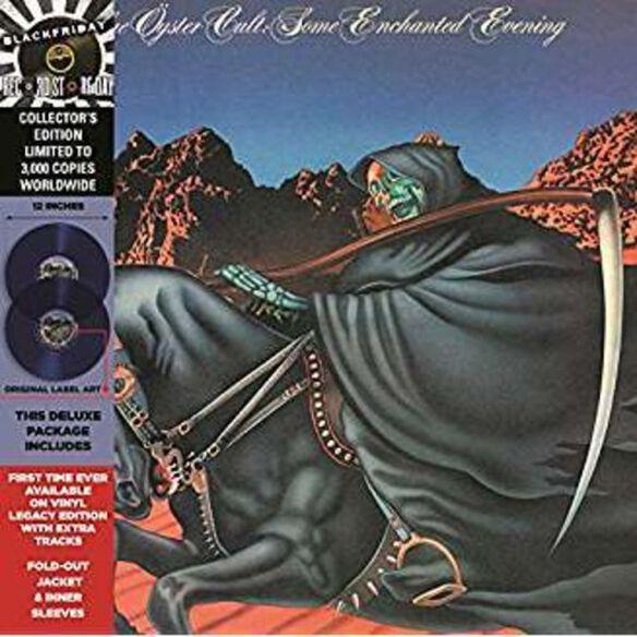 Blue Oyster Cult - Some Enchanted Evening (Translucent Blue Vinyl)