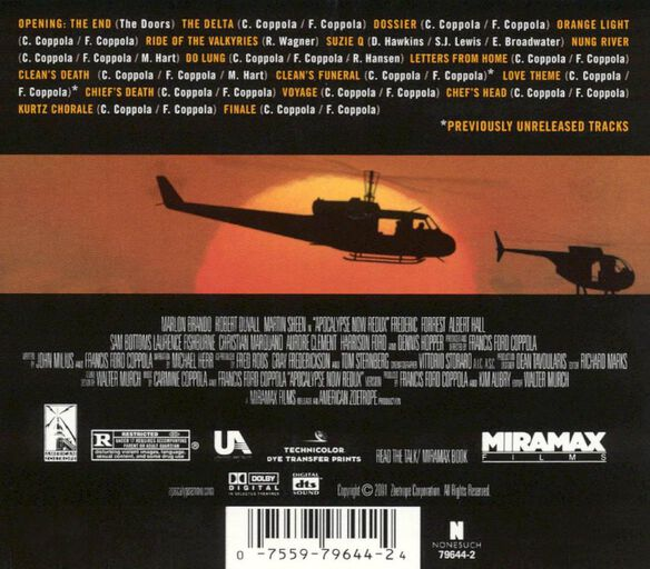 Apocalypse Now Redux 701