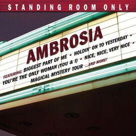 Ambrosia - Standing Room Only