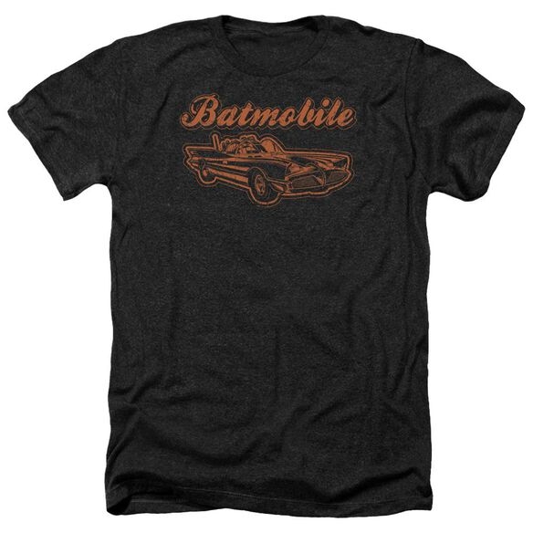 Batman Batmobile Adult Heather