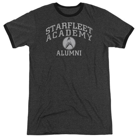 Star Trek Alumni Adult Heather Ringer Charcoal