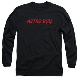 Astro Boy Classic Logo Long Sleeve Adult T-Shirt