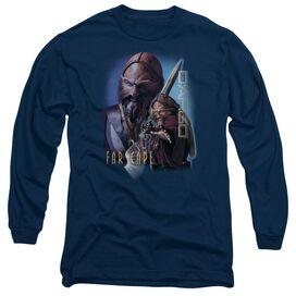 Farscape Dargo Long Sleeve Adult T-Shirt