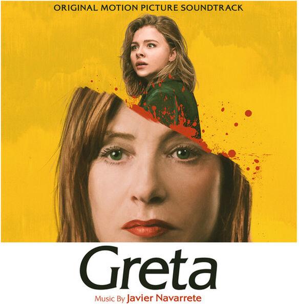 Javier Navarrete - Greta (Original Motion Picture Soundtrack)