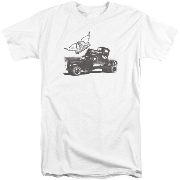Aerosmith Pump Short Sleeve Adult Tall T-Shirt