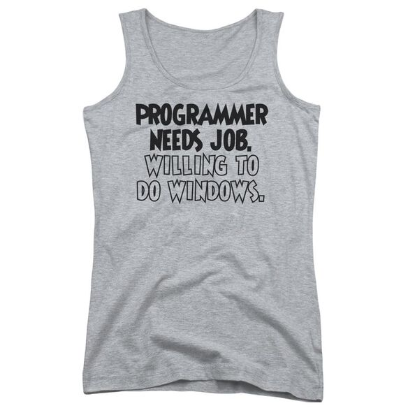 To Do Windows Juniors Tank Top Athletic