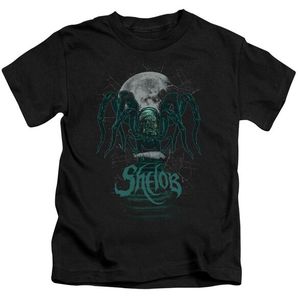 Lord Of The Rings Shelob Short Sleeve Juvenile T-Shirt